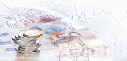 Eurobargeld und Börsencharts, Panorama, Hintergrund
